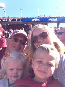 Erika Osmundson family