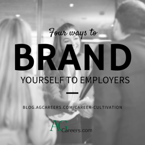 4 ways to brand yourself to employers