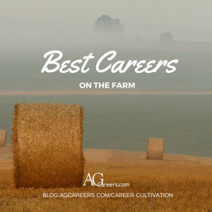 Best Careers on the Farm