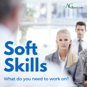 Which soft skills do you need to work on