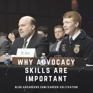 why having advocacy skills is important