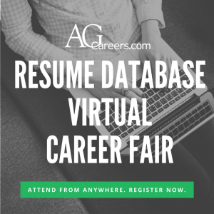 agcareers.com resume database