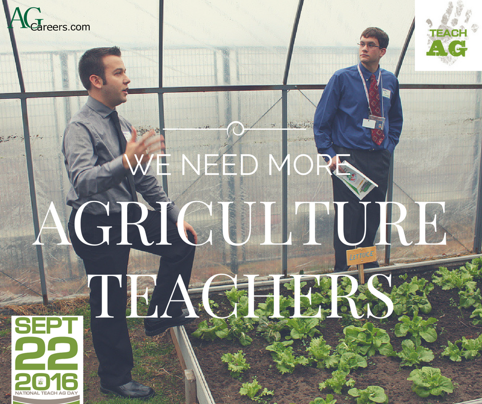 What It's Really Like to Be an Ag Teacher | Career Cultivation ...