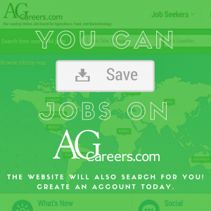 AgCareers.com Tools for Busy Job Seekers