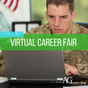 a veteran's job search