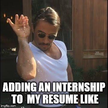 intern myth
