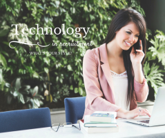 technology in recruitment