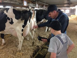 Take your kids to work in agriculture