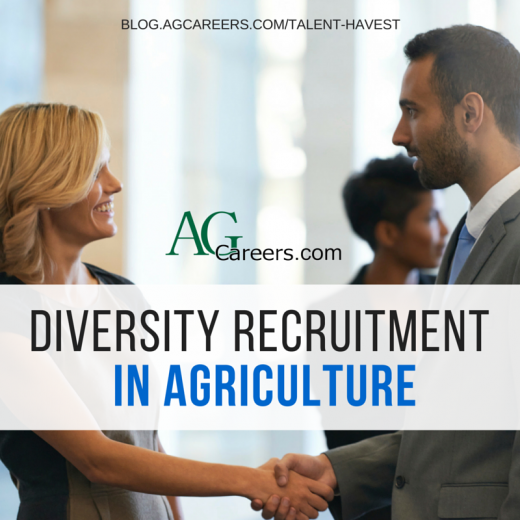 Diversity Recruitment in agriculture