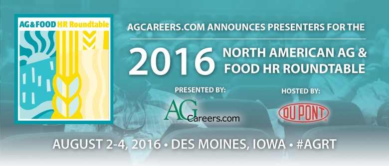 Ag & Food HR Roundtable 2016