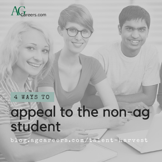 appealing to the non-ag student