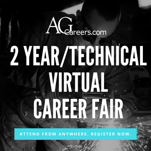 two-year schools virtual career fair