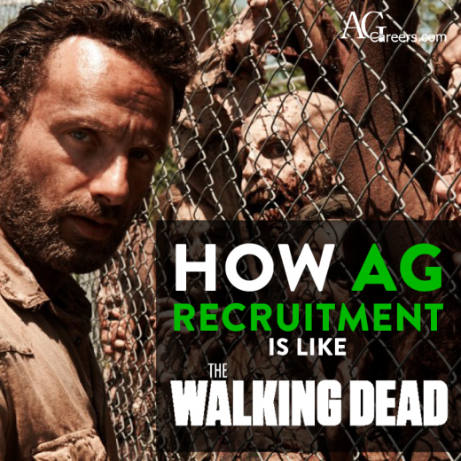 walking dead ag recruitment