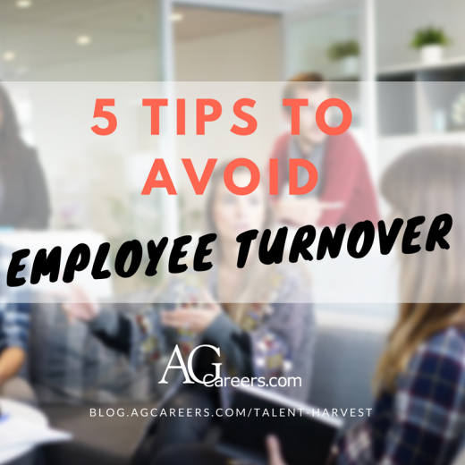 tips to avoid employee turnover