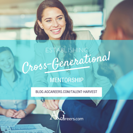 CROSS-GENERATIONAL MENTORSHIP