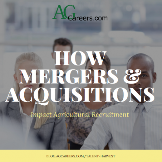 mergers and acquisitions in agriculture