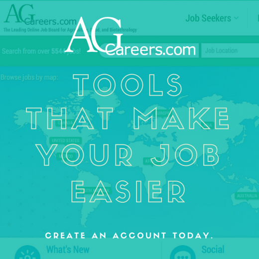 agcareers.com tools that make your life easier