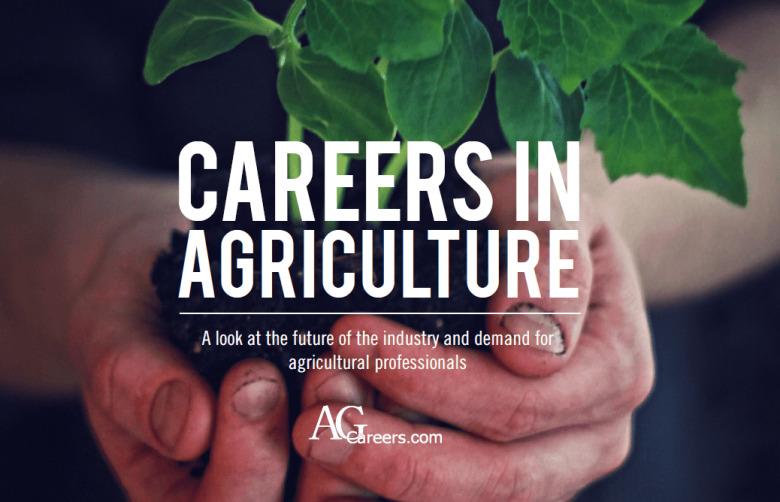 agricultural careers