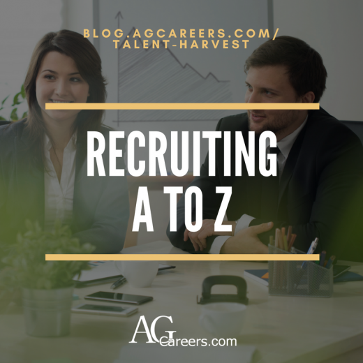 recruiting a to z