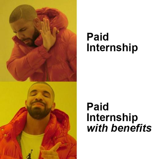 internship offers