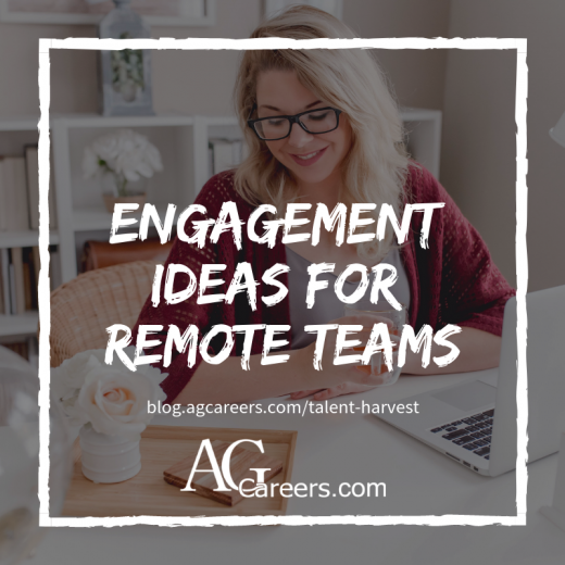 engagement ideas for remote teams